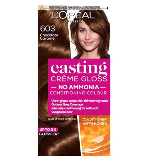 L'Oreal Casting 603 Chocolate Caramel