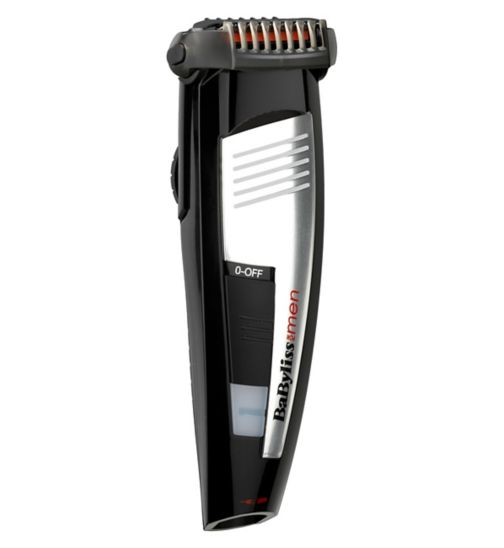 BaBylissMEN i-Trim Stubble Beard Trimmer