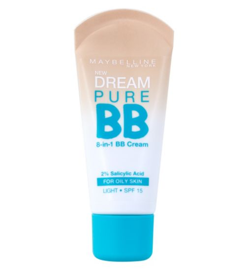 Maybelline Foundation Dream Pure BB Cream