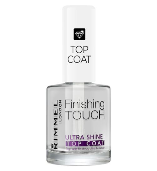 Rimmel London Finishing Touch Superwear Nail Top Coat