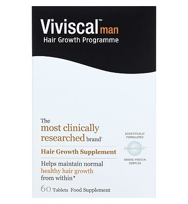 Viviscal Man's supplements 60s tabs - 1month supply