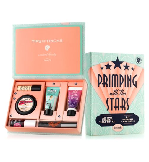 Benefit Primping With The Stars - All time greatest fake its kits