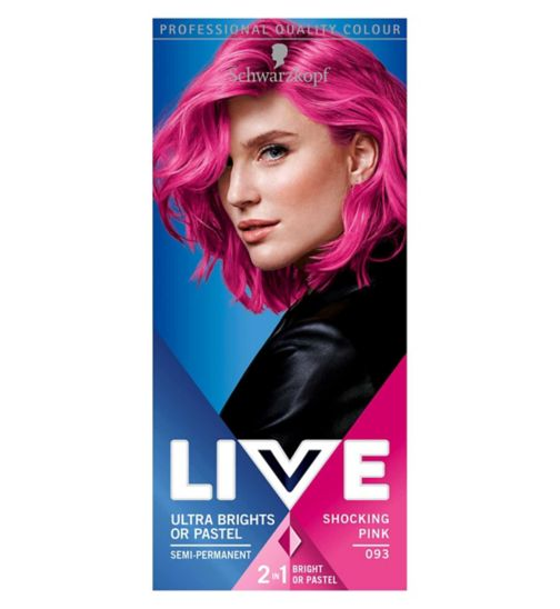 rose gold hair dye boots