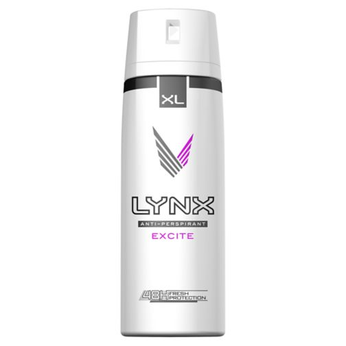 Lynx XL Excite Dry 48h Thermo Protection Anti-Perspirant 200ml