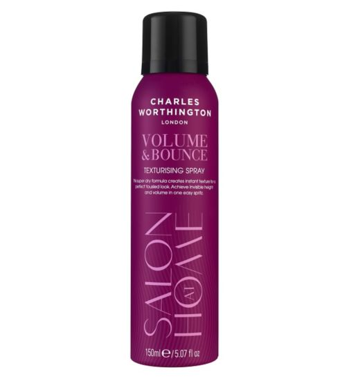 Charles Worthington Volume & Bounce Texturising Spray