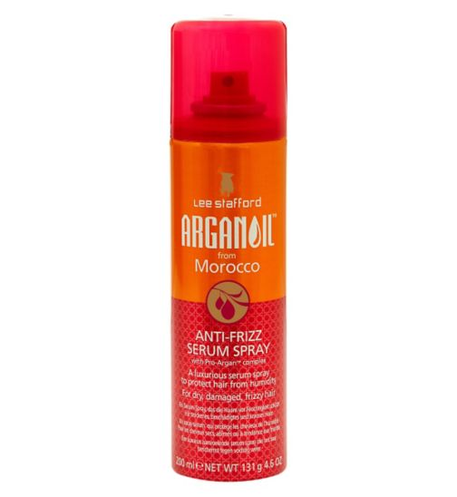 Lee Stafford ARGANOIL from Morroco Anti Frizz Serum Spray 200ml
