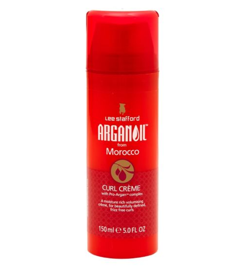 Lee Stafford ARGANOIL from Morocco Curl Crème 150ML