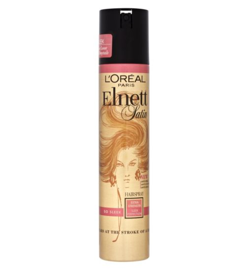 L'Oréal Elnett So Sleek Hairspray 200ml