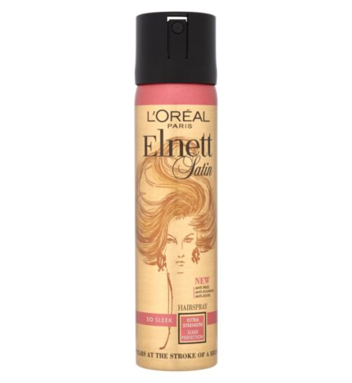 L'Oréal Elnett So Sleek Hairspray 75ml