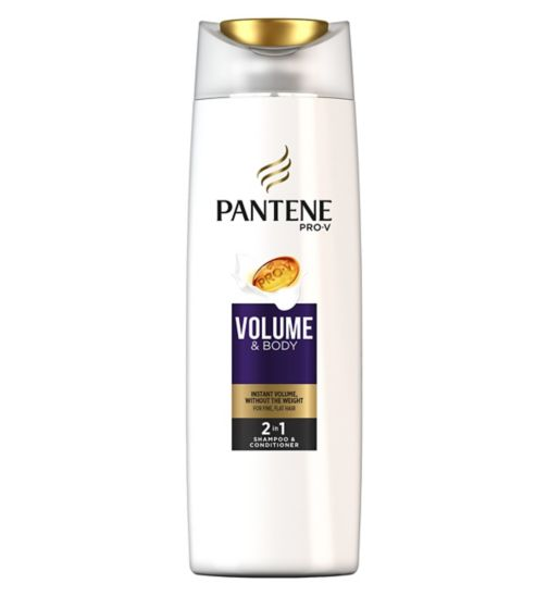 Pantene Pro-V 2in1 Shampoo and Conditioner Volume & Body 400ml