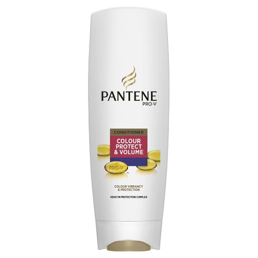 Pantene Protect and Volume Coloured Hair Conditioner 360ml