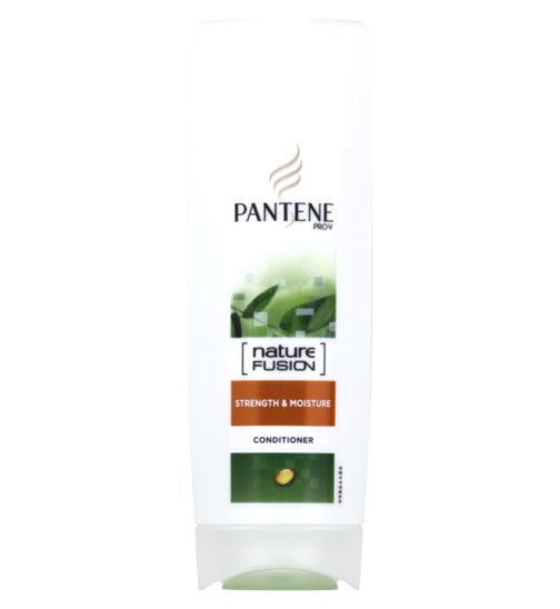 Pantene Nature Fusions Strength and Moisture Conditioner  360ml