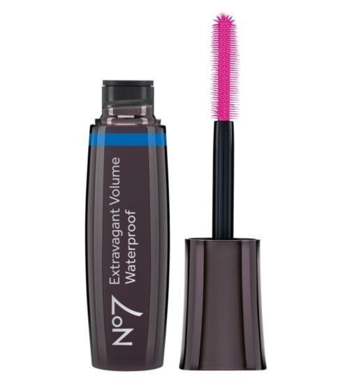 No7 Extravagant Volume  Waterproof Mascara