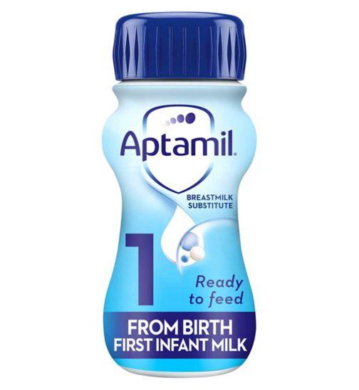 Aptamil 1 First Milk from Birth 200ml