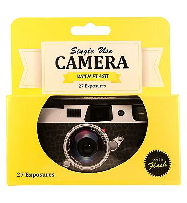 Celebration Disposable Camera 27 exposure Spots