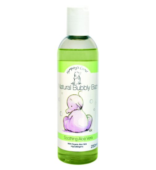 Humphrey's Corner Soothing Aloe Vera Natural Bubbly Bath 250ml