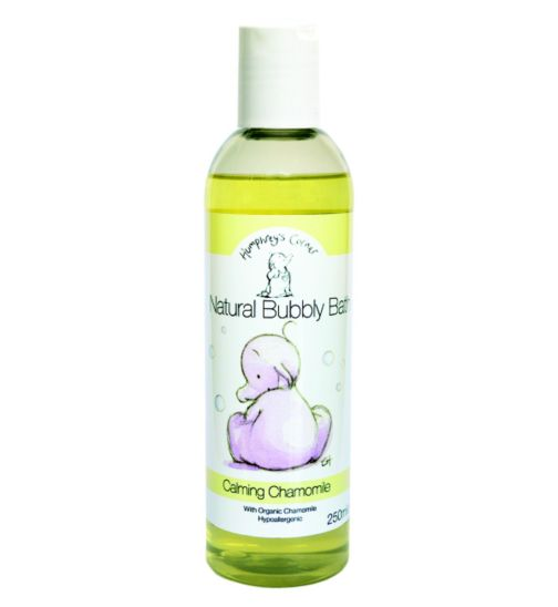 Humphrey's Corner Calming Chamomile Natural Bubbly Bath 250ml