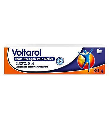 Voltarol 12 Hour Emulgel P 2.32% Gel 30g