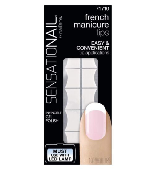 SensatioNail French Tips