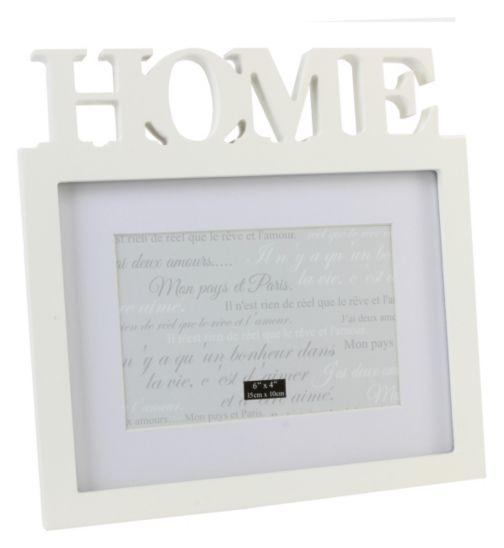 Home Photo Frame - 6 x 4
