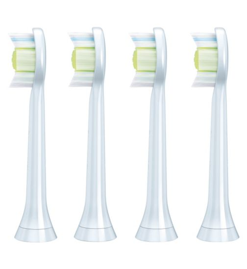 Philips Diamond Clean HX6064/26 Standard Brush Heads 4 pack