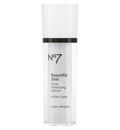 No7 Beautiful Skin Pore Minimising Serum 30ml