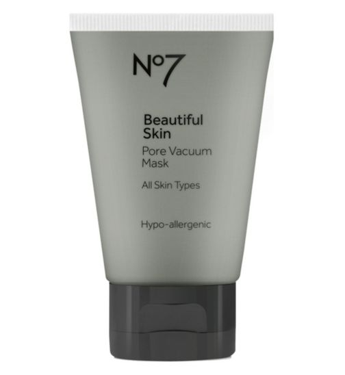 No7 Beautiful Skin Pore Vacuum Mask 50ml
