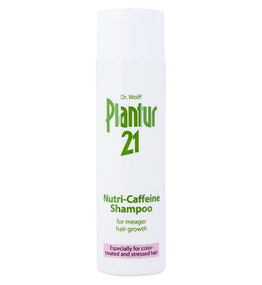 Plantur 21 Nutri-Caffeine Shampoo for coloured & stressed hair 250ml
