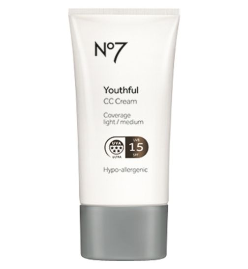 No7 Youthful CC Cream