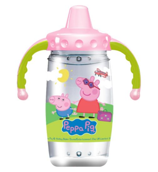 Spearmark Peppa Pig Nursery Goblin Bottle 295ml