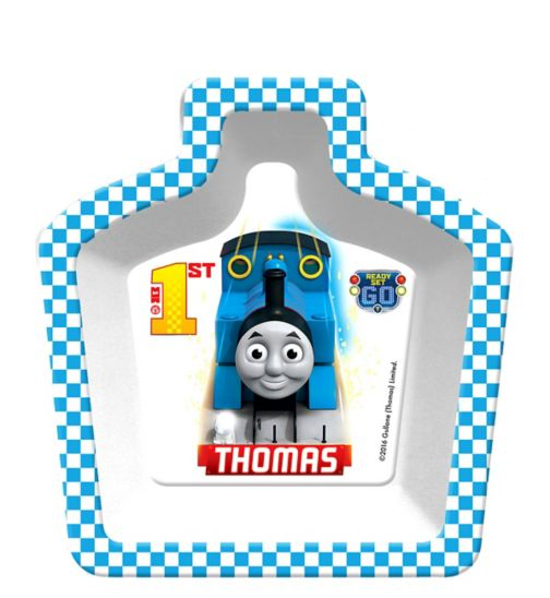 Spearmark Thomas The Tank Engine Go Triangle Bowl