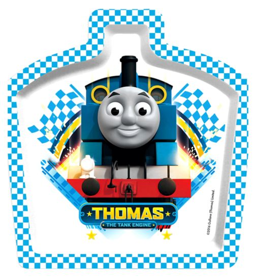 Spearmark Thomas The Tank Engine Go Triangle Plate