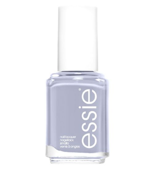 essie 203 Cocktail Bling Grey Nude Nail Polish