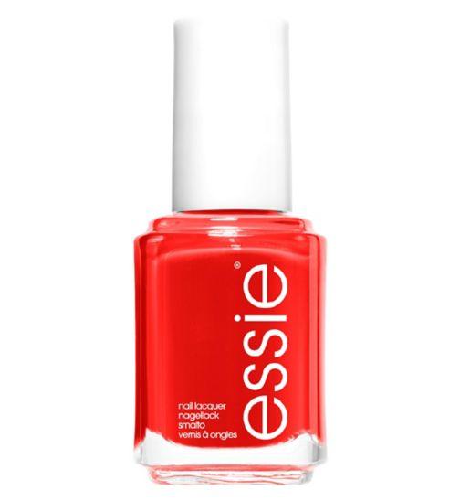 Essie Nail Colour 63 Too Too Hot Nail Polish