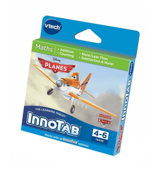 VTech Disney Planes InnoTab Software