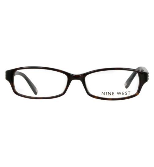e0a5cc72190 Nine West NW5003 206 Women s Glasses - Brown