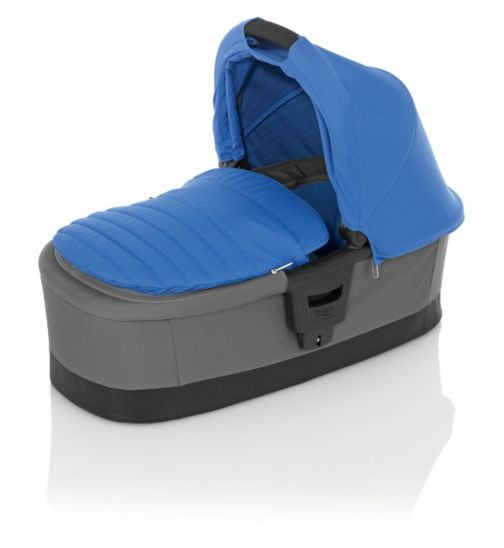 Britax Affinity Carrycot - Blue Sky