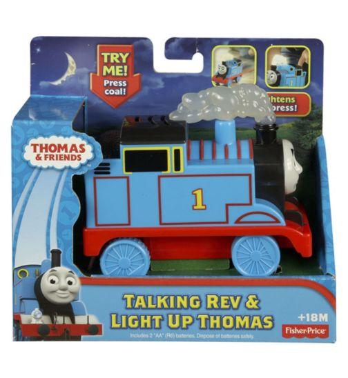 Thomas Rev 'n' Light Up