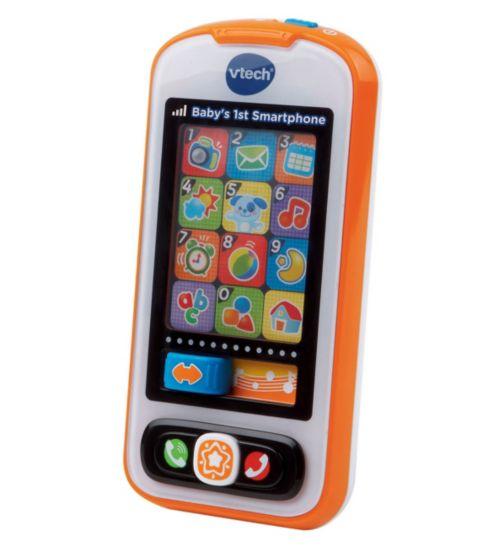 VTECH Babys 1st Smart Phone