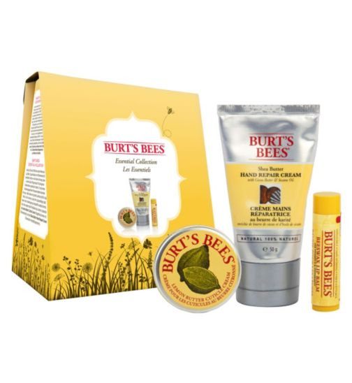 Burts Bees Essential Collection Gift Set