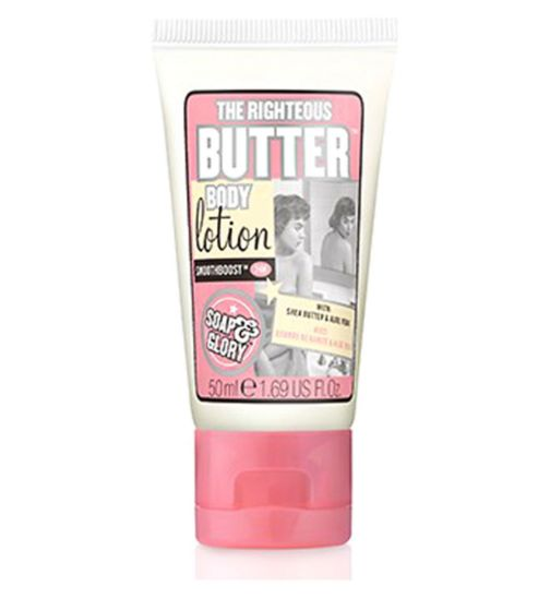Soap & Glory The Righteous Butter Lotion 50ml
