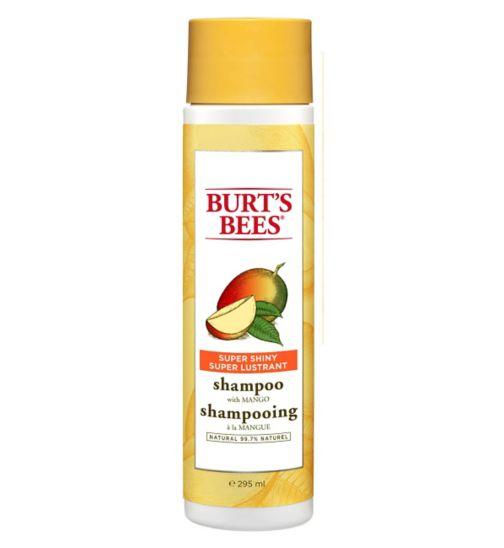 Burt's Bees Super Shiny Mango Conditioner, 300ml