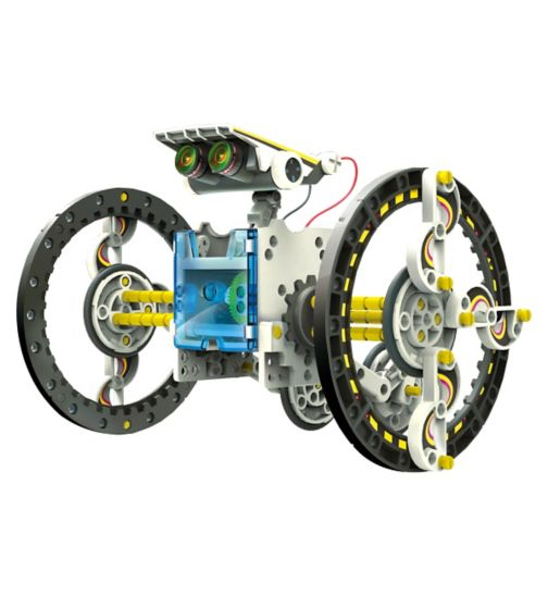 14 in 1 Solar Robot