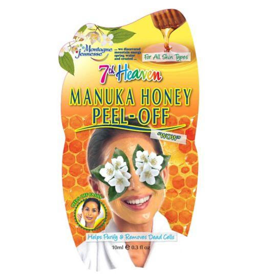 Montagne Jeunesse Manuka Honey Peel Off Manuka Honey & Jasmine 10ml