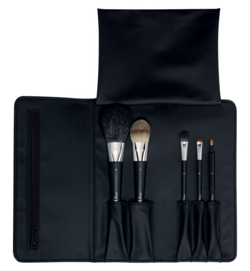 DIOR BACKSTAGE 5 Piece Brush Set