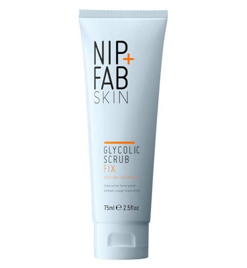 Nip+Fab Glycolic Face Scrub