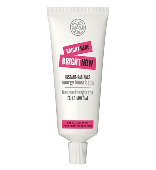 Soap & Glory™ Bright Here Bright Now™ Instant Radiance Energy Boost Balm