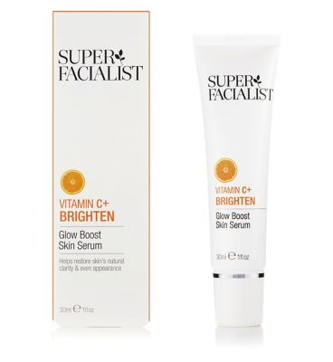 Image result for una brennan vit c serum stock image