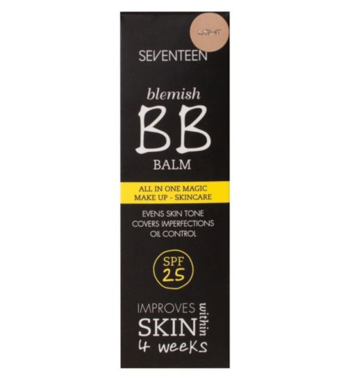 Seventeen BB Magic Blemish Balm