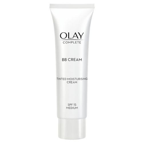 Olay Complete BB Cream SPF15 Skin Perfecting Tinted Moisturiser 50ml - Medium